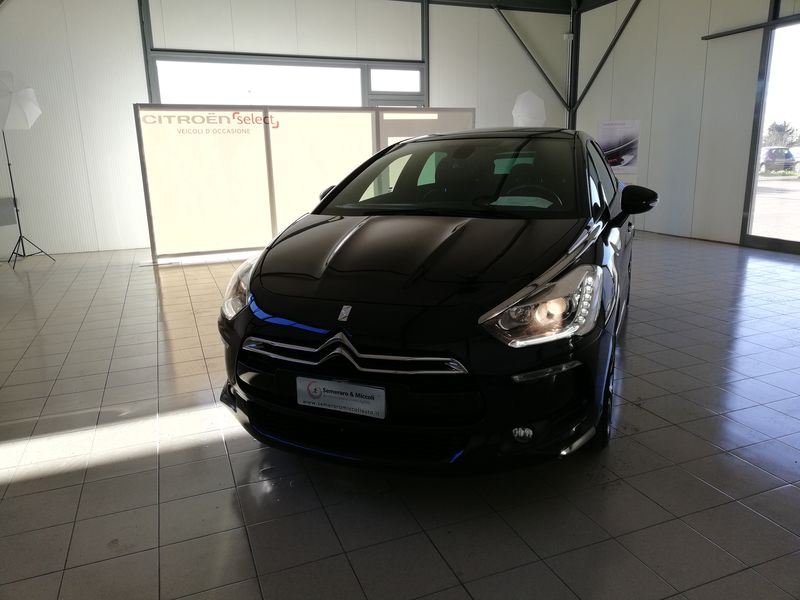 DS 5 2.0 FAP 160CV So Chic