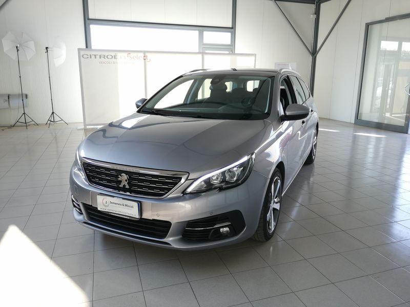 Peugeot 308 2ª serie BlueHDi 130 S&S SW Allure