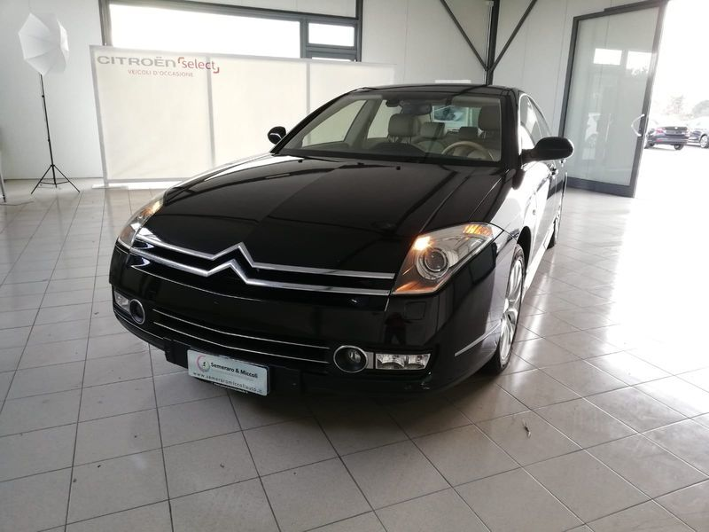 Citroen C6 3.0 V6 HDi 240 FAP aut. Exclusive