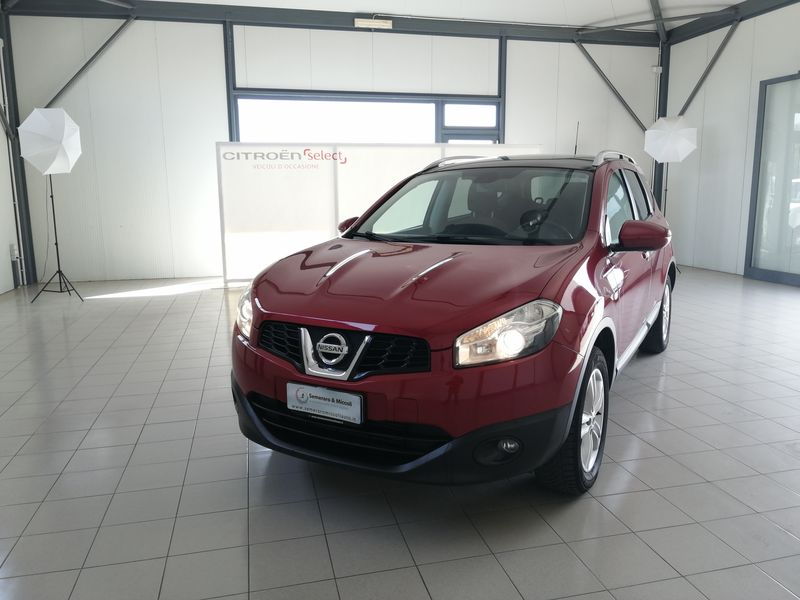 Nissan Qashqai+2 1.5 dCi DPF Acenta