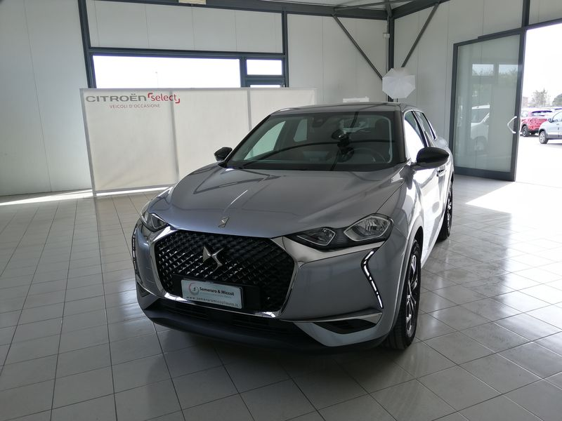 DS Ds3 Crossback Bluehdi 100CV So Chic
