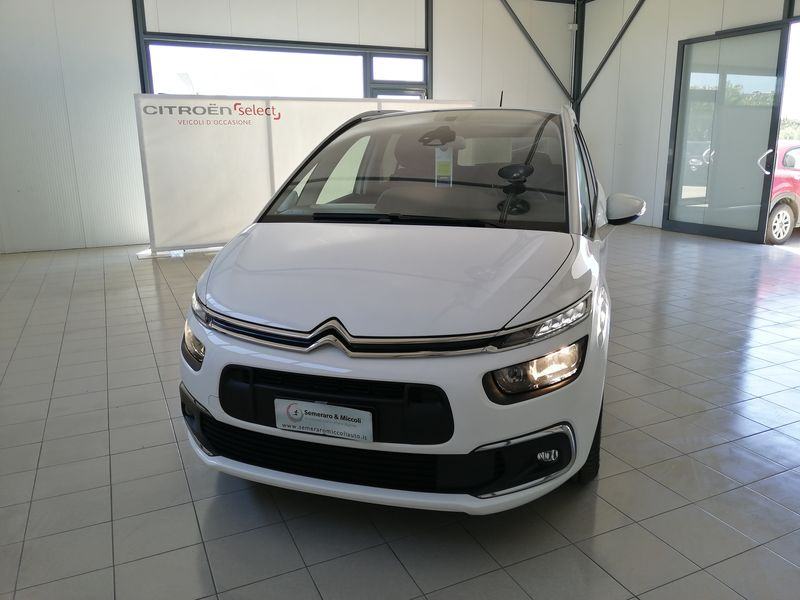 Citroen Gran C4 Spacetourer EAT8 130CV BlueHDI Feel