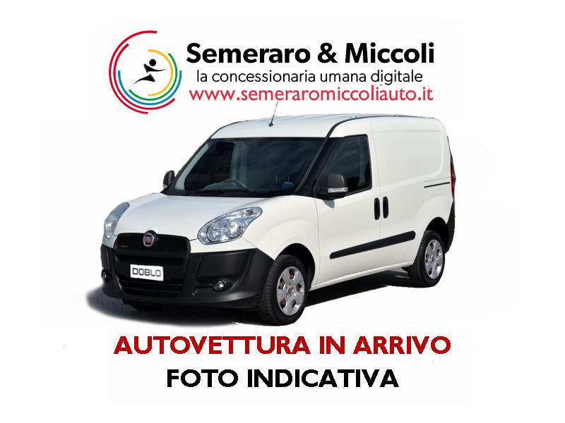 Doblò 1.6 MJT 105CV PL-TN Cargo Lamierato SX OFFICINA MOBILE